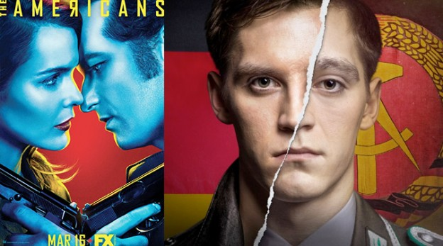 The Americans and Deutschland 83